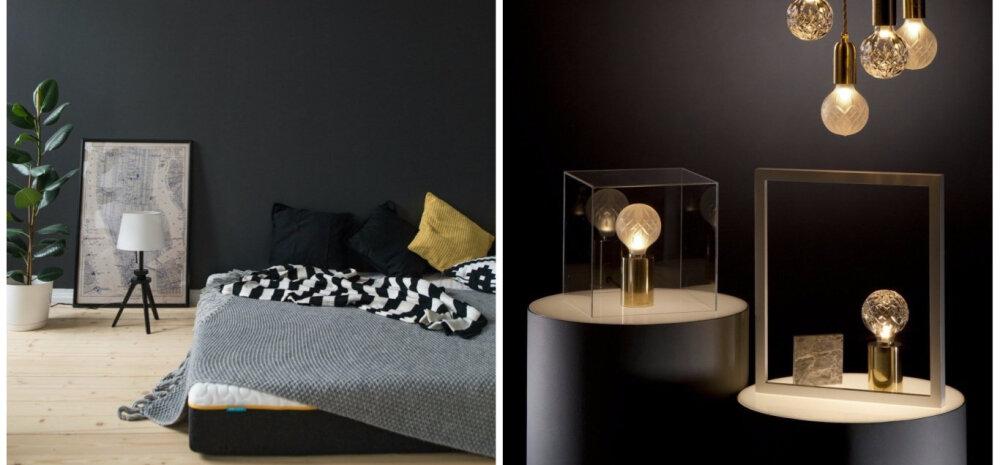 Nopime lahedat disaini ja valgust igasse tuppa!
