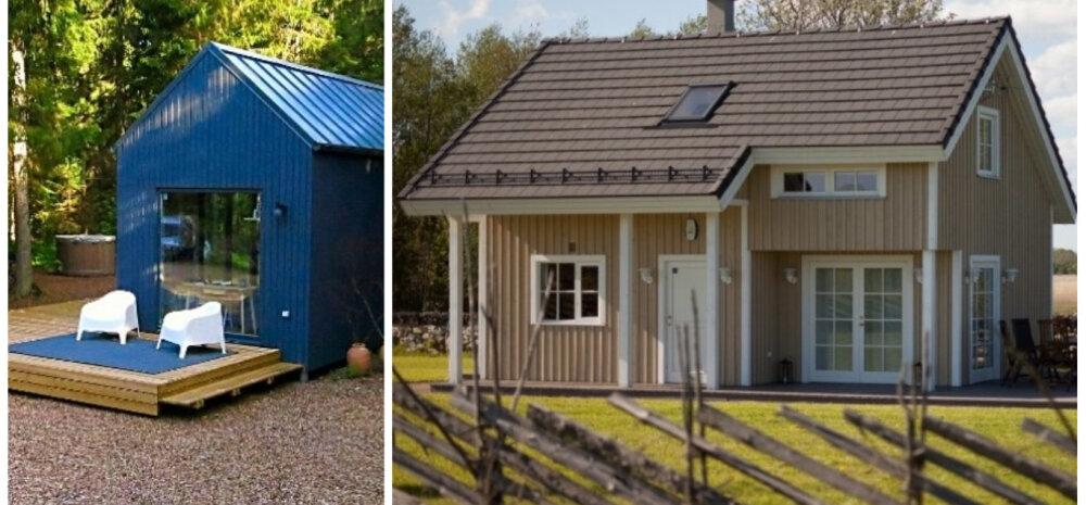 Vaata võrratuid müügis olevaid suvekodusid Eesti eri paigus