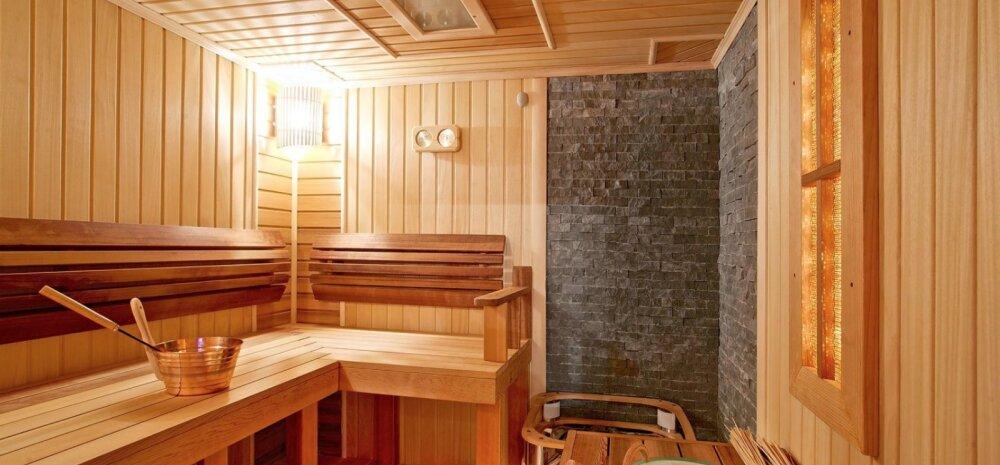 Üheksa põhjust, miks saun peaks kuuluma iga kodu juurde