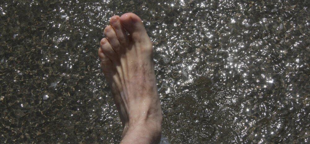 Jää sel talvel terveks end külma veega karastades — loe, kuidas seda õige teha on