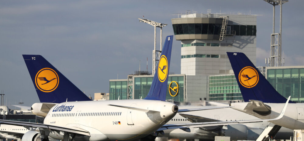 Võrdleme: selliste lennukitega lendab sakslaste Lufthansa (ja sellistega meie Nordica)