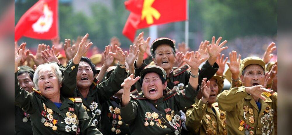 Põhja-Korea: Ameerika sõjaveteran võib minna