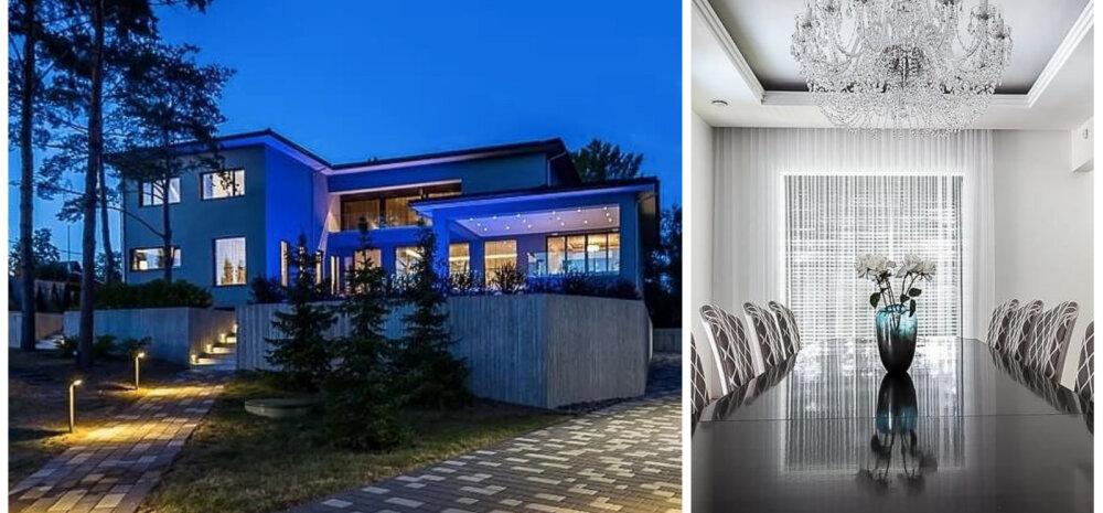 ТОП 10: роскошные особняки эстонских знаменитостей среди самых популярных объектов недвижимости за 2018 год
