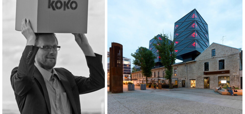 11 küsimust | Arhitekt Raivo Kotov — Salvo klotsidest silmapaistvate suurprojektideni