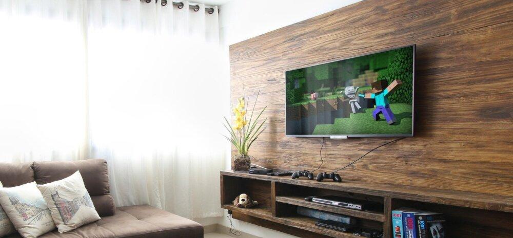 Как выбрать телевизор, исходя из размера комнаты?