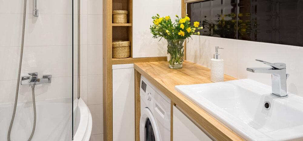 25 гениальных идей для дизайна и хранения в маленькой ванной комнате