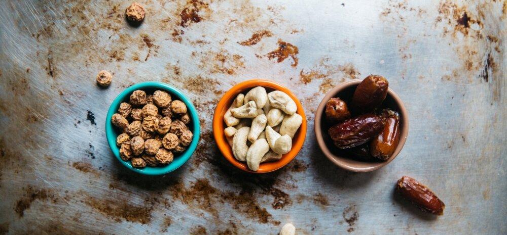 Miks on oluline süüa ka toidukordade vahel?