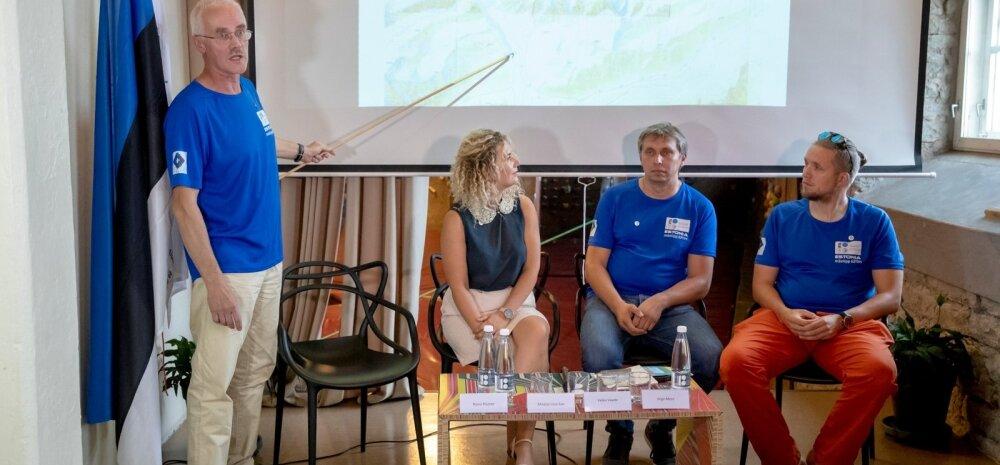 Alpinistide pressikonverents