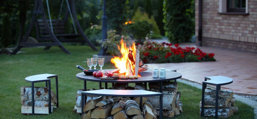 Kas sina tead kõiki lõkketegemise reegleid? Nõuete rikkujaid ähvardab kuni 3200-eurone rahatrahv