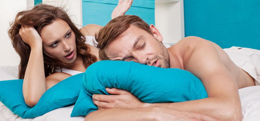 Meeste peamised seksitõrked: miks need tekivad ja kuidas oma partnerit aidata?
