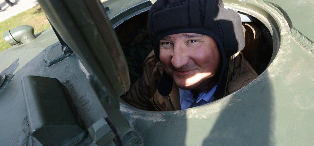 Vene asepeaminister: jaapanlased, tehke harakiri!