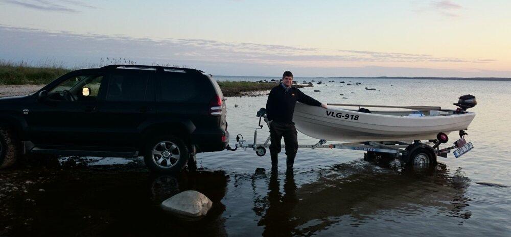 Meeste lahedad hobid: mis see on, mis mehi varahommikul järve peale kala püüdma kisub?