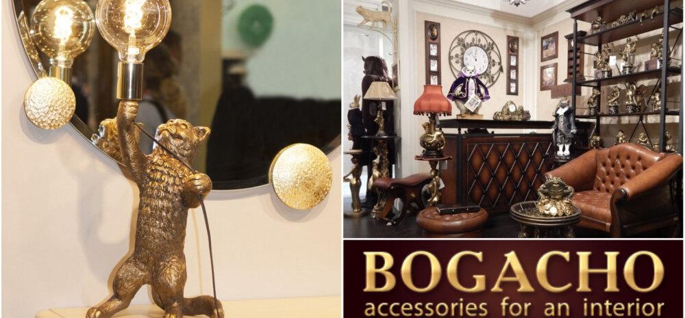 """Не пропустите: розыгрыш уже сегодня! Выиграйте стильный светильник из мрамора """"Кот Эдисон"""" от BOGACHO!"""
