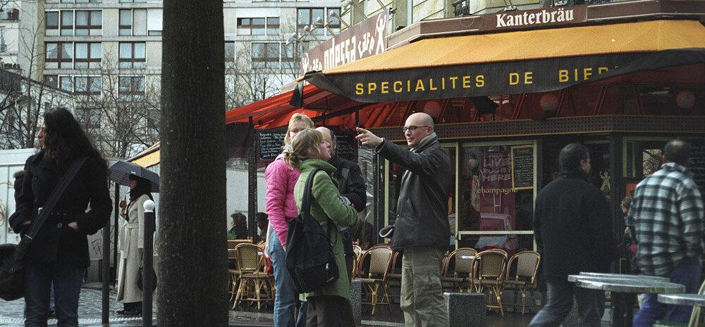 Minu Saksamaa: silmatorkavalt ilusaid naisi ei kohta tänavapildis kuigi tihti