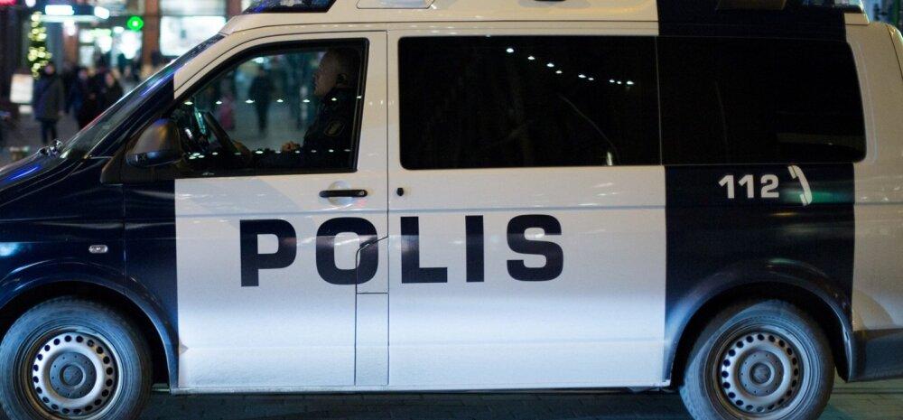 Soomes puhus autojuht alkomeetrisse 4,09 promilli