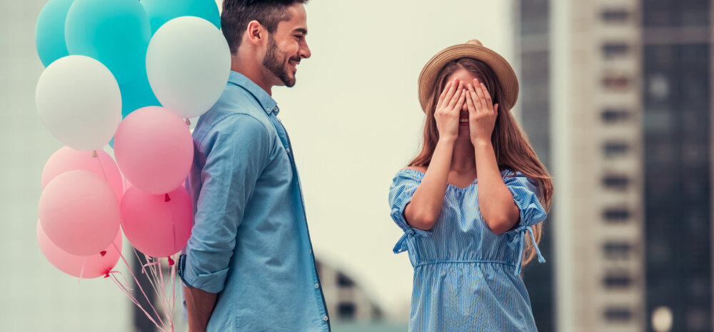 Romantiline TEST: milline on parim sõbrapäevakingitus, mille saad teha oma kallimale