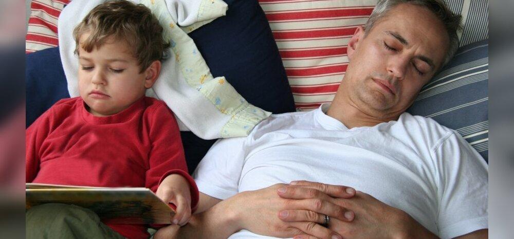 Aus ja humoorikas kirjeldus: 10 asja, mis mehe elus pärast isaks saamist päris kindlasti muutuvad