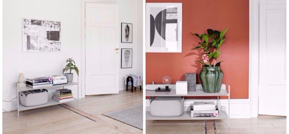ENNE JA PÄRAST │ Disaineri kodu täidavad julged toonid ja üllatavad detailid
