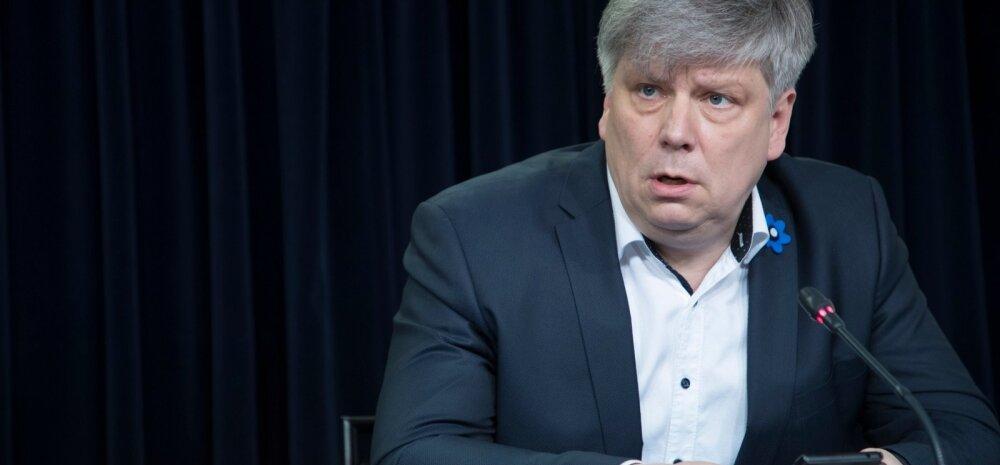 Siim Kiisler: kohalike omavalitsuste korruptsioonijuhtumid riigivalitsemisega ei seostu ja Keskerakonna seisukohad on varasemaga võrreldes täiesti muutunud