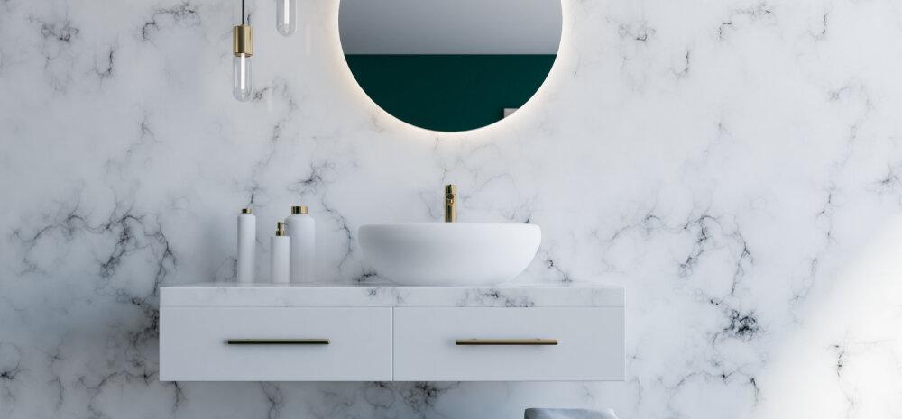 Apsakad, mida vannituba kujundades vältida tasuks