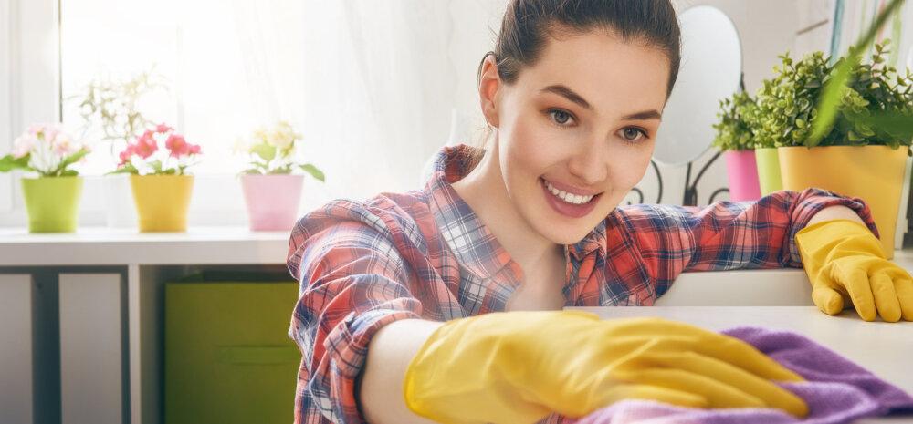 Чистота и порядок в доме: 7 секретов для поддержания