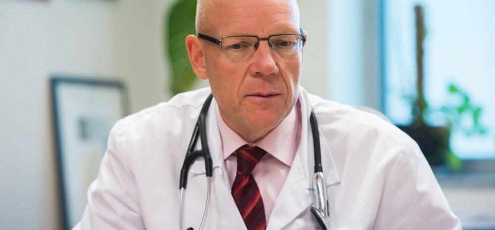 Kardioloog Margus Viigimaa