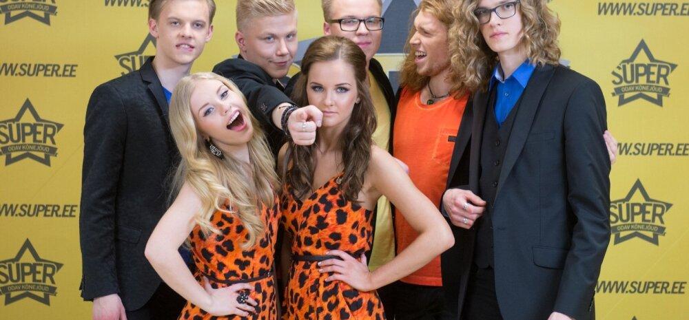 Eesti otsib superstaari 4. finaalsaade