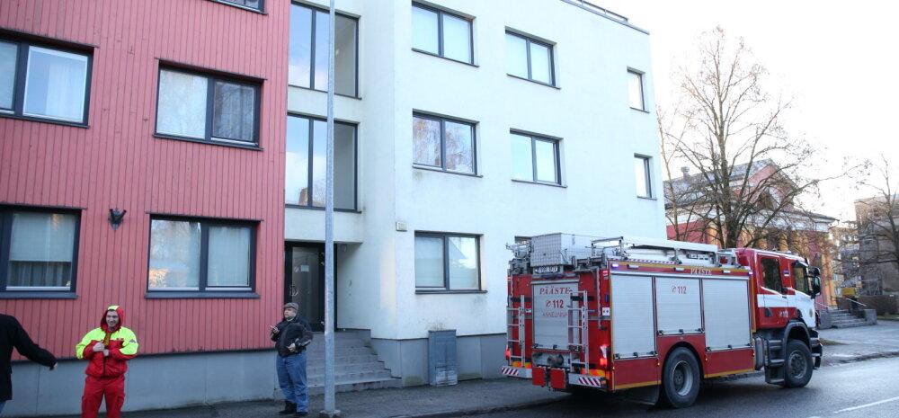 Спасатели: 78% многоквартирных домов не отвечают требованиям пожарной безопасности