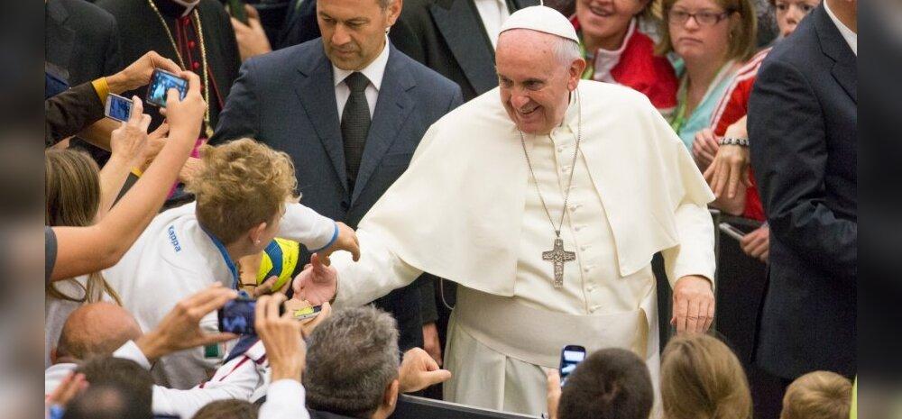 Vatikan koguneb arutama homode küsimust