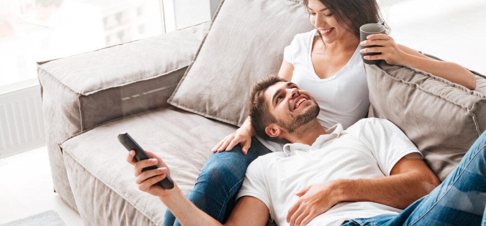 Mees, kui need punktid vastavad sinu naise puhul tõele, eelistab ta sinuga müramisele hoopis üht vidinat