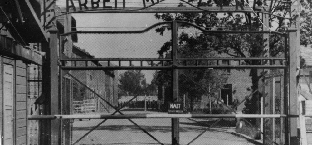 Koht, kus kummitab: Virtuaalne ringkäik Auschwitzi koonduslaagris