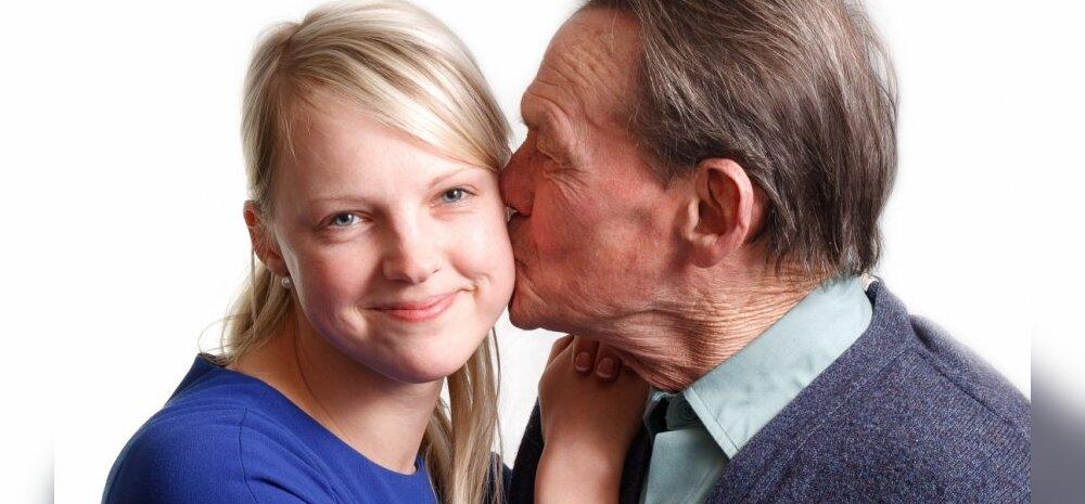 80613955d89 Meelike: miks noored naised vanu mehi vahivad ja miks vanad mehed noortest  tibidest huvitatud on