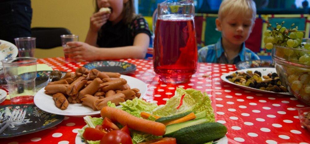 Loe, miks ei tohi täiskasvanud restoranis lastemenüüst toite tellida
