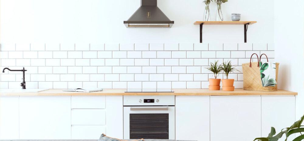 Köök ja vannituba puhtaks koduste vahenditega