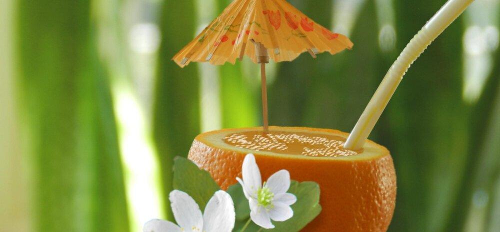 RETSEPT: vitamiinidest pakatav ja võrratult maitsev hommikusmuuti