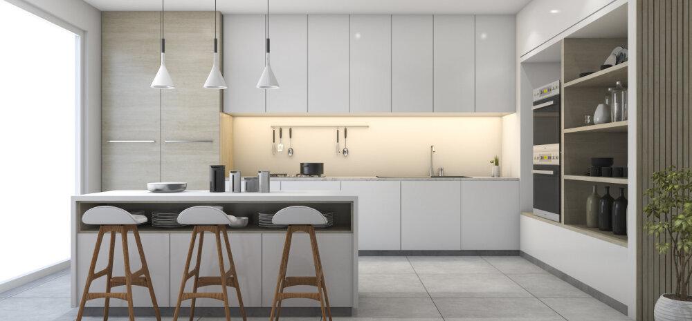 Kuidas kujundada ajatu köök, mis ei lähe iial moest?