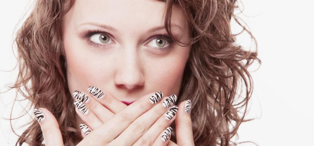 Viis asja, mida mehed peavad naiste juures äärmiselt ebameeldivaks