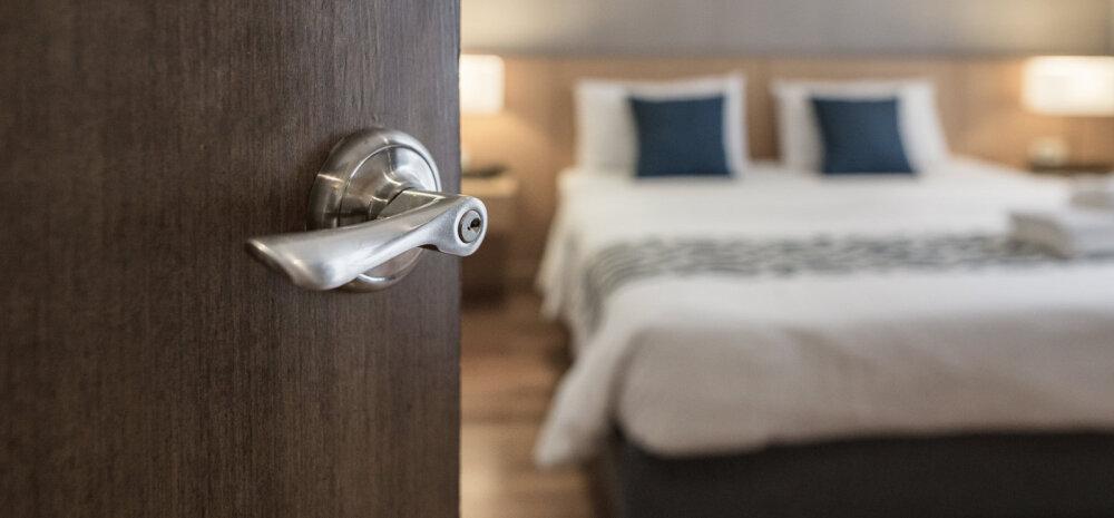 Miks tuleb magamistoa uks alati enne magamaminekut sulgeda?