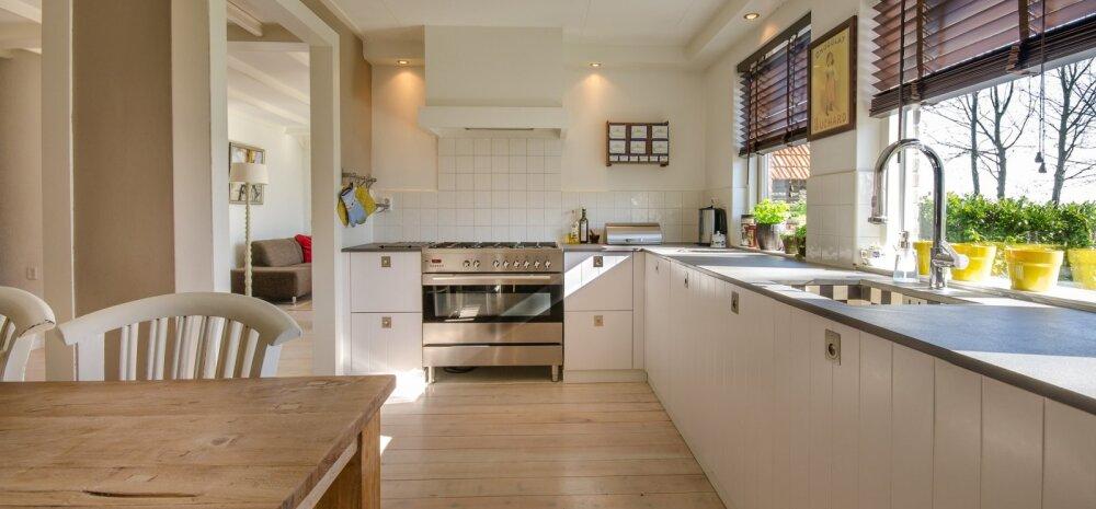 Abiks köögi sisustajale: võimalused, mida pakub tänapäevane köögimööbel