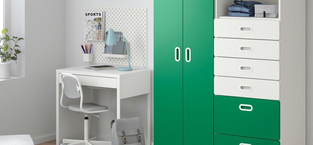 СОВЕТЫ ДИЗАЙНЕРА IKEA | Школа пришла: как обустроить комнату первоклассника