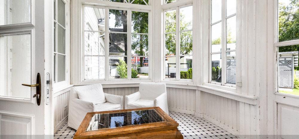 FOTOD | Kes on Eesti üht unikaalsemat kinnisvara müüv ettevõtja? Võimalik müük toimuks raske südamega