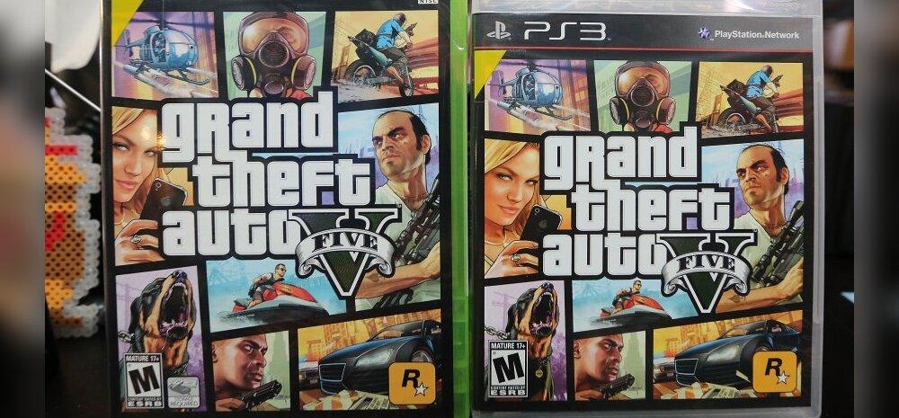 Laste seas hetkel populaarseimas arvutimängus GTA V saavad mängijad naist vägistada ja ta pärast läbi peksta