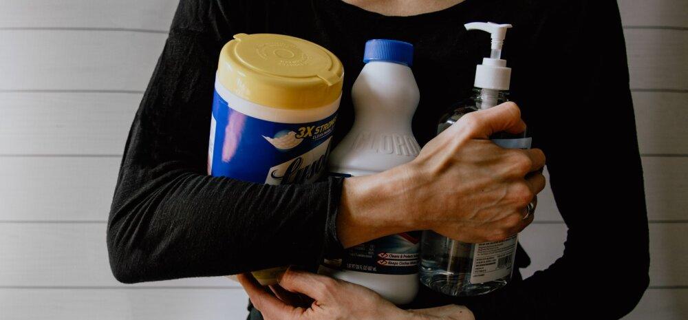 5 неэффективных и устаревших средств для уборки, от которых вам надо избавиться как можно скорее