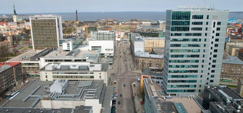Ajastu lõpp: Tallinna Kaubamaja lükatakse kokku ja asemele soovitakse teha midagi kaasaegset