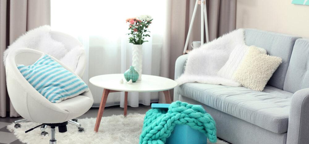 Seitse põhjust, miks eelistada väikest kodu suurele