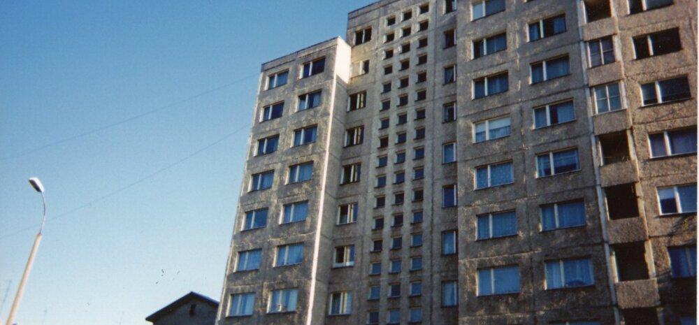 Государство выделит миллионы на ремонт старых многоквартирных домов