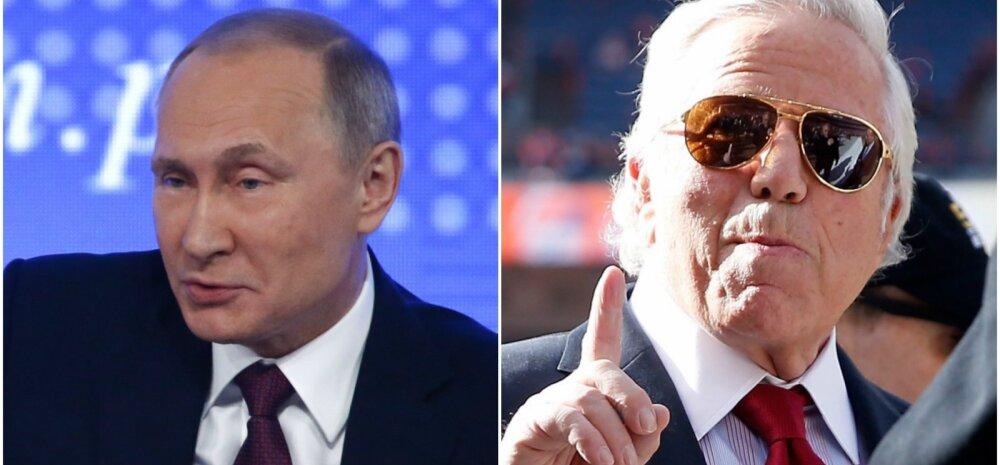 Kentsakas lugu: Putin ei ole siiani USA jalgpalliklubi omanikule tema vara tagastanud