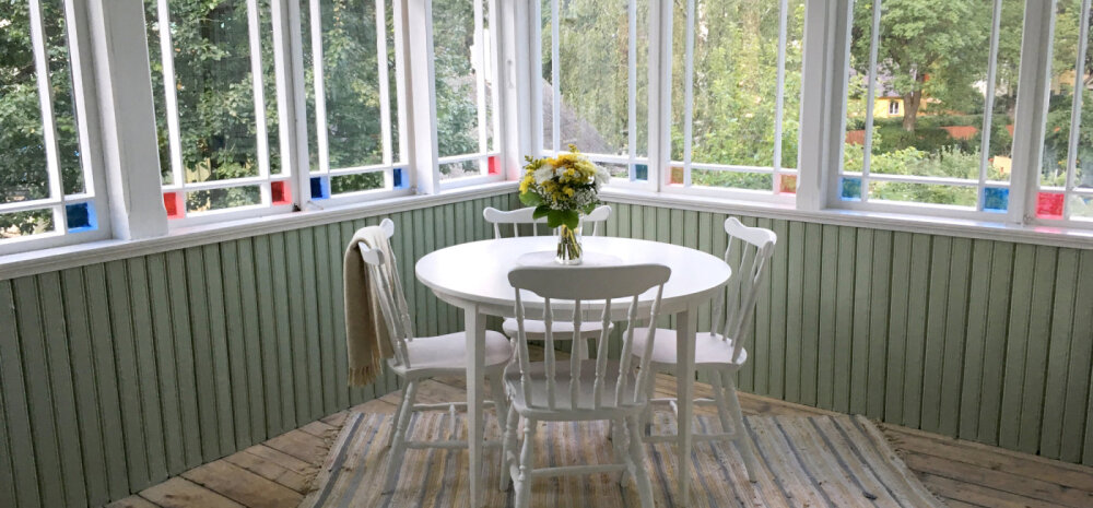 """Minu kodu suvel"" | Hubane veranda Rakvere vanalinnas"
