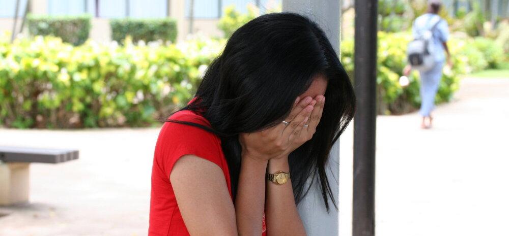 Õnnetu ema: tütar häbeneb mind, kuna olen maalt ja vaene