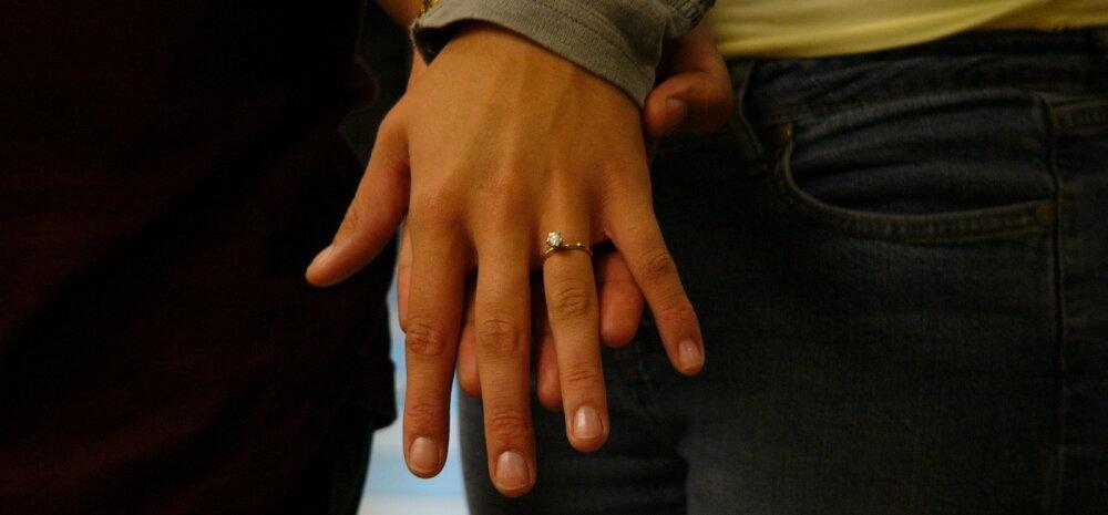 GALERII: Kas sina tahaksid, et sulle niisugune abieluettepanek tehtaks?